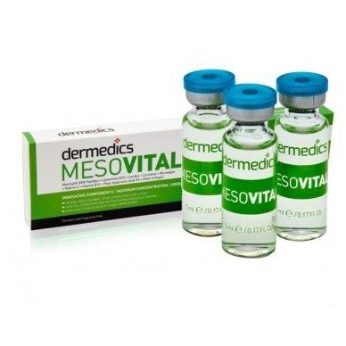 Serumas kapsulėje Dermedics Mesovital, 5 ml