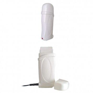 SIMPLE USE vaško kasečių šildytuvas, 100ml, rožinės sp. 2