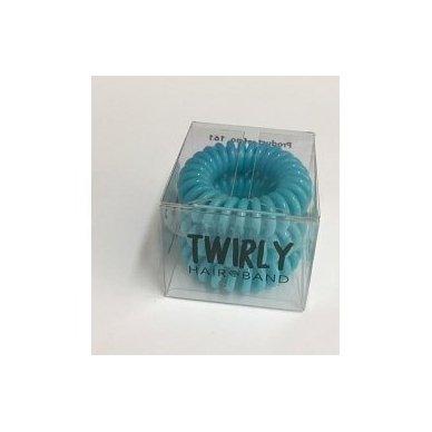 Kiepe spiralinės plaukų gumytės 11