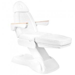 Elektrinis kosmetologinis krėslas LUX 273B, baltos sp.