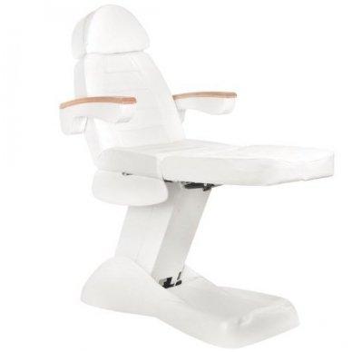 Daugiafunkcinis elektrinis krėslas LUX PEDI 3M, baltos sp. 2