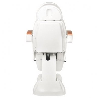 Daugiafunkcinis elektrinis krėslas LUX PEDI 3M, baltos sp. 3