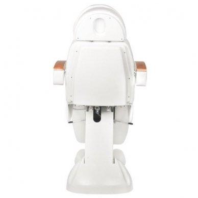 Daugiafunkcinis elektrinis krėslas LUX PEDI 3M, baltos sp. 4