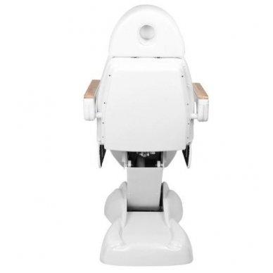 Elektrinis kosmetologinis krėslas LUX 273B, baltos sp. 4
