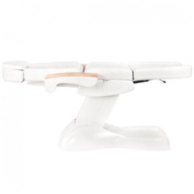 Daugiafunkcinis elektrinis krėslas LUX PEDI 3M, baltos sp. 5