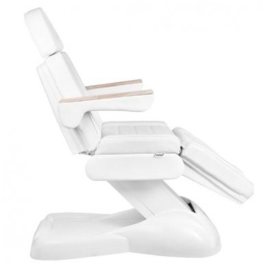 Elektrinis kosmetologinis krėslas LUX 273B, baltos sp. 6