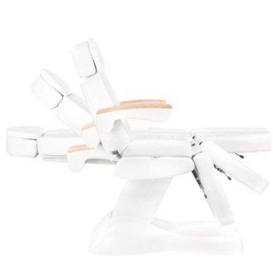 Daugiafunkcinis elektrinis krėslas LUX PEDI 3M, baltos sp. 9