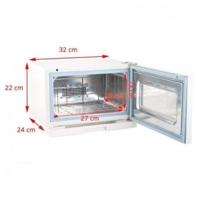 Rankšluosčių sterilizatorius - rankšluosčių šildytuvas UV-C T01 4