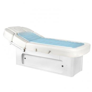SPA lova - gultas AZZURRO 361A-1 su vandens čiužiniu, šildoma, baltos sp.