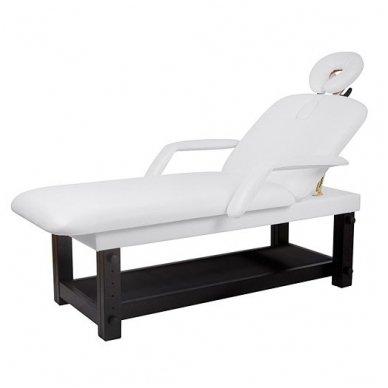 SPA, masažo lova, Weelko Radus, baltos/wenge sp.