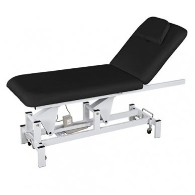 SPA, masažo lova Weelko Lumb, 1 variklis, baltos sp. 2