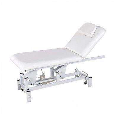 SPA, masažo lova Weelko Lumb, 1 variklis, baltos sp.