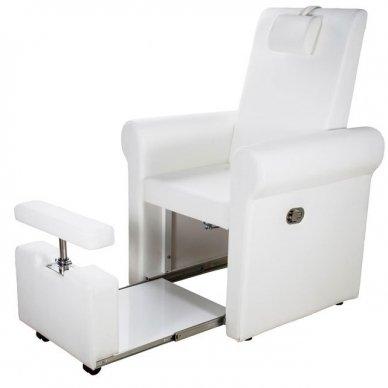 SPA pedikiūro kėdė PIRA Weelko, baltos sp.(Ispanija)
