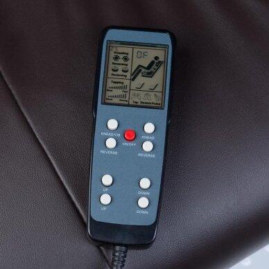 SPA pedikiūro krėslas BR-2307, pilkos sp. 2