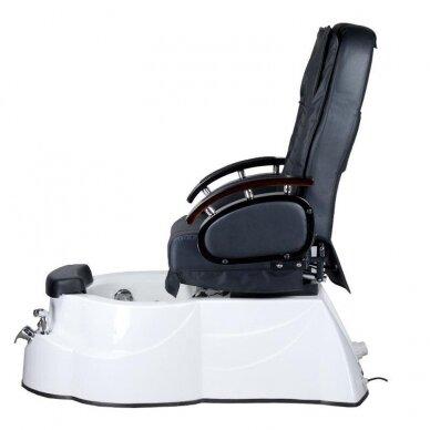 SPA pedikiūro krėslas BR-3820D, juodos sp. 3