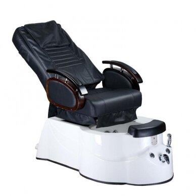 SPA pedikiūro krėslas BR-3820D, juodos sp. 8
