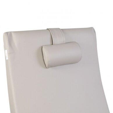 Spa pedikiūro krėslas, pilkos sp. 3