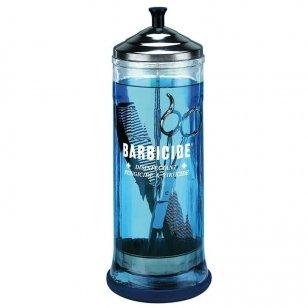 Stiklinis indas instrumentų dezinfekcijai BARBICIDE, 1100ml
