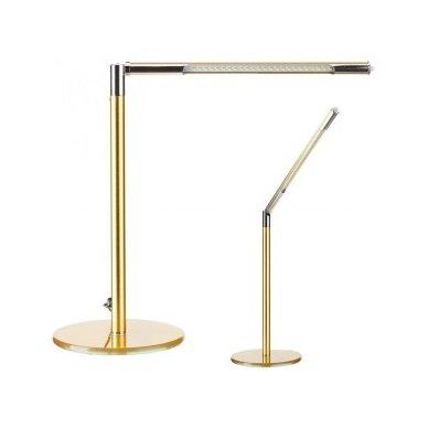 Stalinė Led lempa Ultra slim 3W, auksinė