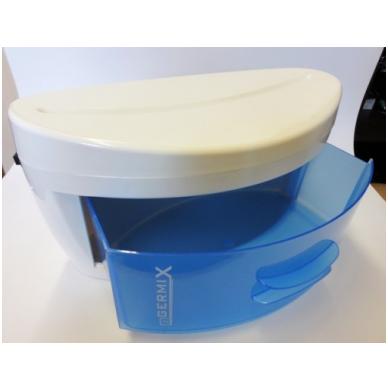 Sterilių įrankių UV saugykla su antibakterine lempa 2