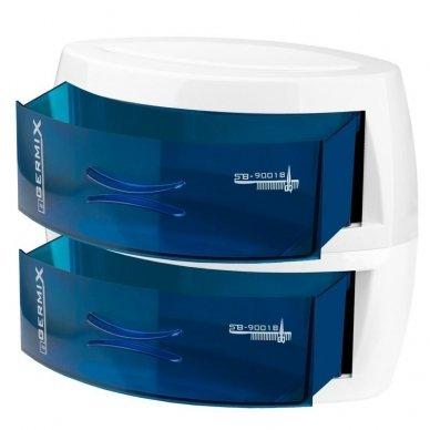 Sterilizatorius UV-C GERMIX, dvigubas 2