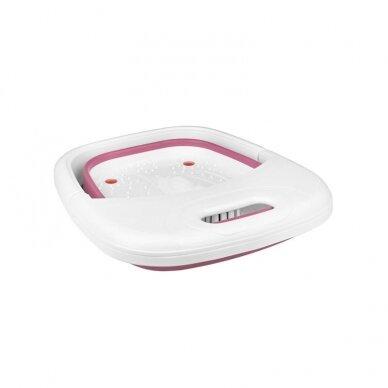 Sulankstoma pedikiūro vonelė su masažo ir šildymo funkcija DH-611 2