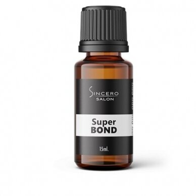 Super Bond (bonderis) Sincero Salon, 15ml