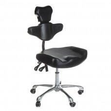 Tatuiruočių meistro kėdutė BD-MIKA, juodos sp.
