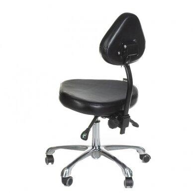 Tatuiruočių meistro kėdutė BD-ATTE, juodos sp. 2