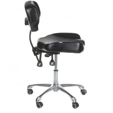 Tatuiruočių meistro kėdutė BD-ELMO, juodos sp. 4