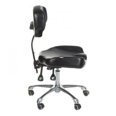Tatuiruočių meistro kėdutė BD-ELMO, juodos sp. 2