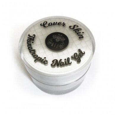 Bee Professional tiksotropinis tirštas maskuojamas gelis, 15ml 2