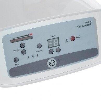Ultragarso veido valymo mentelė BR-857A 2
