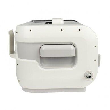 Ultragarso vonelė instrumentų dezinfekcijai, ACD-4862,6,0 L , 300W 5