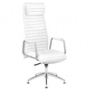 Universali meistro kėdė 186, baltos sp.