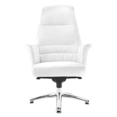 Universali meistro kėdė 167, baltos sp. 3