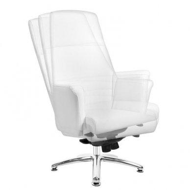 Universali meistro kėdė 167, baltos sp. 6