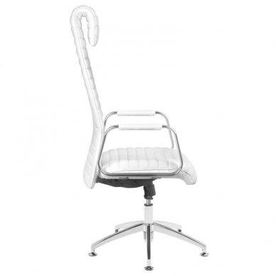 Universali meistro kėdė 186, baltos sp. 5