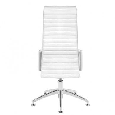 Universali meistro kėdė 186, baltos sp. 4