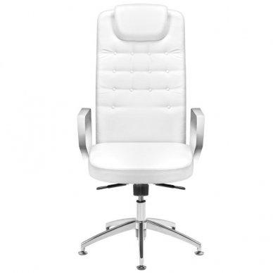 Universali meistro kėdė 199, baltos sp. 4