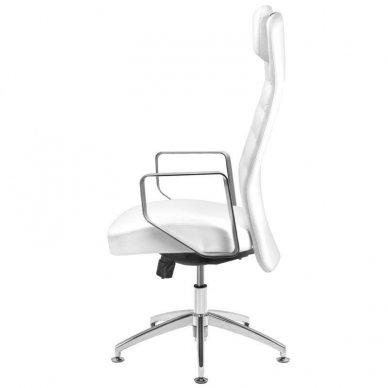 Universali meistro kėdė 199, baltos sp. 3