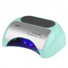 UV lempa nagams LED+CCFL 48W su laikmačiu ir sensoriumi