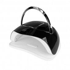 UV/LED lempa nagams FOFI 2 BLACK, 72W