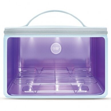 UV LED sterilizatorius P55Y, melsvos spalvos, 24 lemputės 4