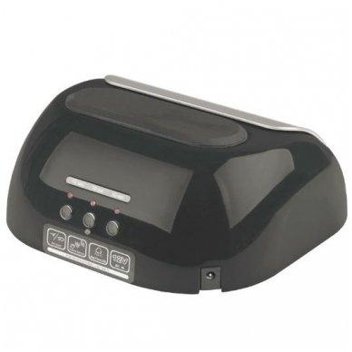 UV LED+CCFL 48W su laikmačiu ir sensoriumi, juodos sp. 2