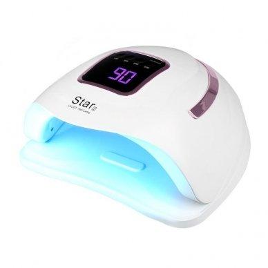 UV/LED lempa nagams SOFI 2 WHITE, 72W