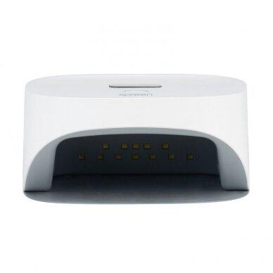 UV/LED manikiūro lempa  XPREEN XPRE018, baltos sp., 48W 4