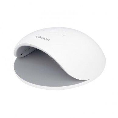 UV/LED manikiūro lempa XPREEN XPRE017, baltos sp., 48W 2