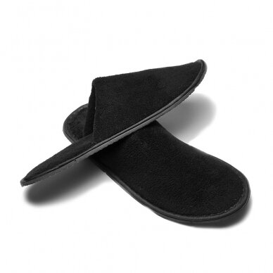 Uždaros šlepetės PRESTIGE BLACK, 29,5 cm 3
