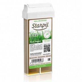 Vaškas depiliacijai Starpil Pure Vegan, veganiškas, 110ml